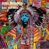 Jimi Hendrix - Axis Outtakes (2004)