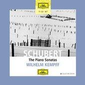 Schubert, Franz - SCHUBERT The Piano Sonatas Kempff
