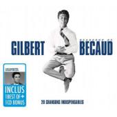 Gilbert Becaud - Best Of & Raretés (2CD, 2020)