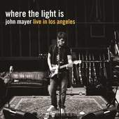 John Mayer - Where The Light Is: John Mayer Live In Los Angeles - 180 gr. Vinyl