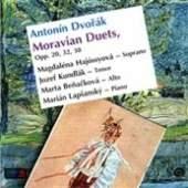 Antonín Dvořák - Moravian Duets Opp. 20, 32, 38