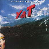 Y&T - Earthshaker (Edice 2016)