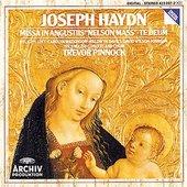 Haydn, Joseph - HAYDN Nelson Mass / Pinnock