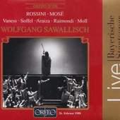 Gioachino Rossini - Moses (Raimondi Villa Brinkmann Araiza Lenz) VYPRODEJ