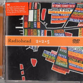Radiohead - 2+2=5 (DVD Single) CD OBAL