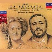 Verdi, Giuseppe - Verdi La Traviata Joan Sutherland