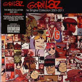 Gorillaz - Singles Collection 2001-2011