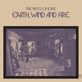 Earth, Wind & Fire - Need Of Love (Reedice 2016) - Vinyl