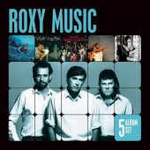 Roxy Music - 5 Album Set (5CD, 2012)