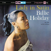 Billie Holiday - Lady In Satin (Edice 2016)