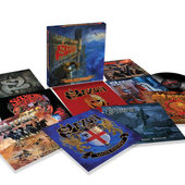 Saxon - Eagles And Dragons (BOX) - 180 gr. Vinyl 1991-2009