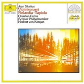 Sibelius, Jean - SIBELIUS Violinkonzert Ferras/Karajan