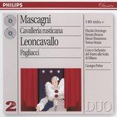 Luciano Pavarotti - Pagliacci,Cavalleria rusticana / Georges Prêtre