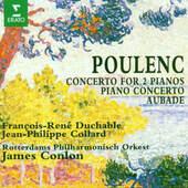 Francis Poulenc / James Conlon - Klavírní koncerty (Edice 1996)
