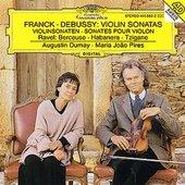 Augustin Dumay - FRANCK, DEBUSSY Violin Sonatas / Dumay, Pires