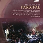Wagner, Richard - WAGNER Parsifal Levine DVD-VIDEO