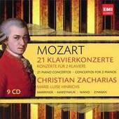 Christian Zacharias - Mozart: Complete Piano Concertos