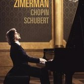 Zimerman, Krystian - ZIMERMAN Chopin Schubert DVD-VIDEO
