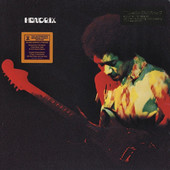 Jimi Hendrix - Band Of Gypsys (Edice 2010) - 180 gr. Vinyl