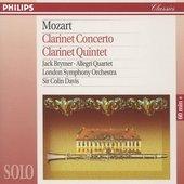 Mozart, Wolfgang Amadeus - Mozart Clarinet Concerto, K 622 Jack Brymer