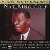 Nat King Cole - Anthology: Deja Vu Definitive Gold/4CD+DVD