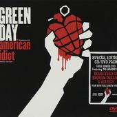 Green Day - American Idiot (CD + DVD)