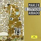 Mahler, Gustav - MAHLER 10 Symphonien Abbado
