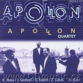 Apollon Quartet - České Kvartety (Edice 2016)