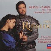 Handel, Georg Friedrich - Handel Rinaldo Bartoli/Daniels/Fink/Finley