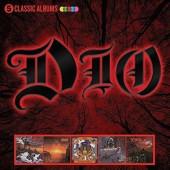 Dio - 5 Classic Albums (5CD BOX, 2017)