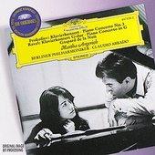 Claudio Abbado - RAVEL, PROKOFIEV Piano Concertos / Argerich