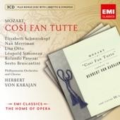 Herbert von Karajan - Mozart: Cos fan tutte