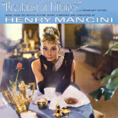 Soundtrack / Henry Mancini - Breakfast At Tiffany's / Snídaně u Tiffanyho (Music From The Motion Picture Score, Limited Edition 2019) - 180 gr. Vinyl