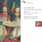 Johann Sebastian Bach - J.S. Bach Cantatas 147, 80, 8, 140, The Bach Ensem