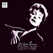 Edith Piaf - Little Sparrow: Essential Collection