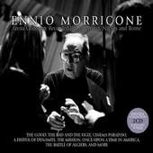 Ennio Morricone - Arena Concerto: Recorded Live In Verona, Naples And Rome (Edice 2011)