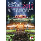 Vídeňští filharmonici - Koncert letní noci 2015 (DVD, 2015)