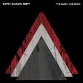 "White Stripes - Seven Nation Army - The Glitch Mob Remix (Limited Coloured Single, 2021) - 7"" Vinyl"