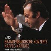 Bach, Johann Sebastian - BACH Brandenburg Conc. Harnoncourt DVD-V