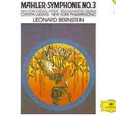 Leonard Bernstein - MAHLER Symphonie No. 3 Bernstein