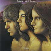 Emerson, Lake & Palmer - Trilogy (Edice 2016) - Vinyl