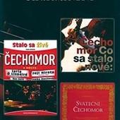 Čechomor - Co sa stalo nové +  Sváteční + Stalo sa živě,/ 2 CD+DVD