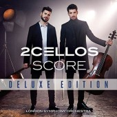 2 Cellos - Score /Deluxe/CD+DVD (2017) CD OBAL