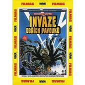 Film/Horor - Invaze obřích pavouků (Pošetka)