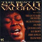 Sarah Vaughan - Best of Sarah Vaughan