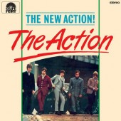 Action - New Action! (Edice 2018) – Vinyl