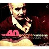 Georges Brassens - Top 40 - Georges Brassens /2CD (2017)