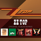 ZZ Top - Original Album Series (BOX)