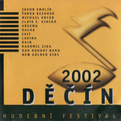 Various Artists - Děčín 2002 - Mezinárodní Hudební Festival