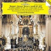 Arleen Auger - MOZART Great Mass / Bernstein